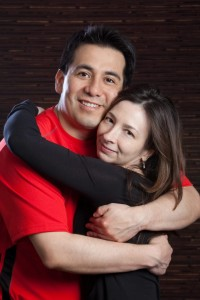 Izzy and Kat, Integrated Healing and Strength Systems, Inc. founders